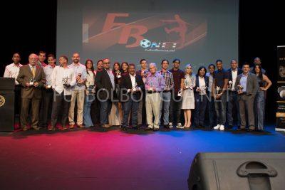 Premios FBNET 2016