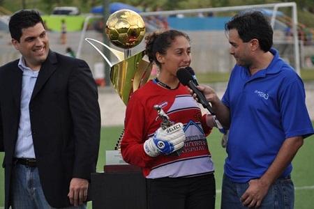 Sandra Rolón (Foto: Facebook)