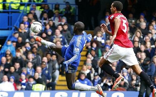 Chelsea v. Manchester United (3-1) Foto: telegraph.co.uk