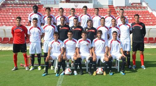 Equipo del Sevilla División de Honor (Foto: Camino de Nervión)