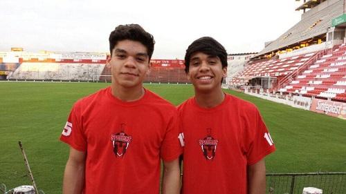 Juanzy y Lui Ramírez (Foto: SPDP)