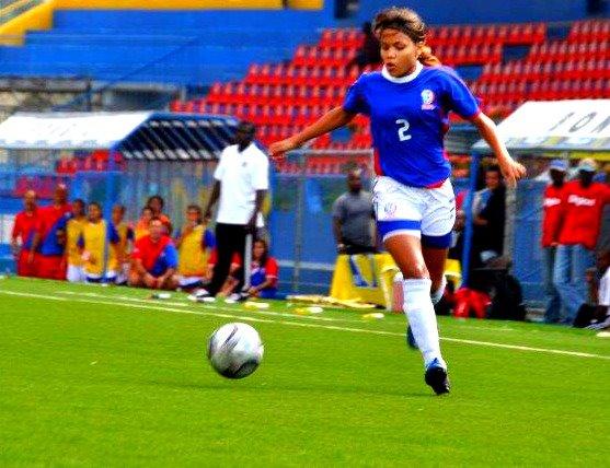 Annie Lee Méndez con la Selección Nacional (Foto: FACEBOOK)