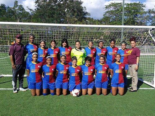 Conjunto de Caribbean University 2014
