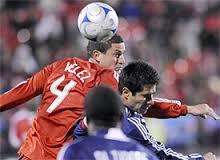 Marco Vélez cuando militaba con el Toronto FC (Foto: ESPNFC)