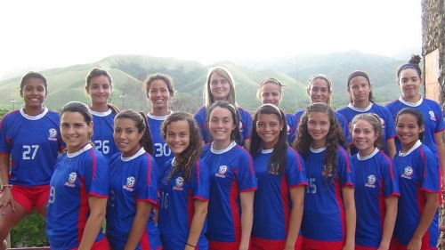 Selección Nacional Femenina (Foto: Edwin R. Jusino)