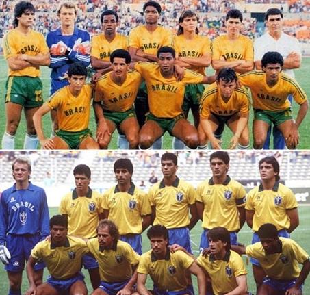 brasil 88 y 90