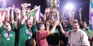 Campeones Liga Nacional 2014