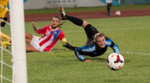 Karly Gustafson. Foto: FPF