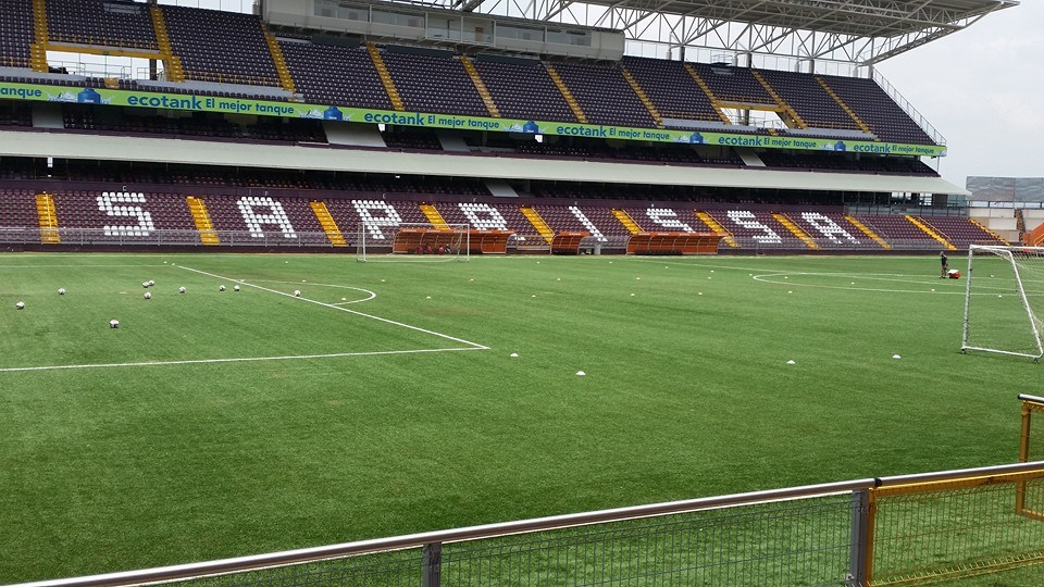 Estadio Ricardo Saprissa