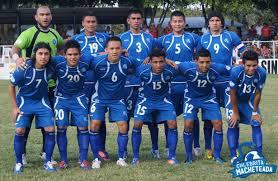 Selección de El Salvador. Foto: Culebrita Macheteada