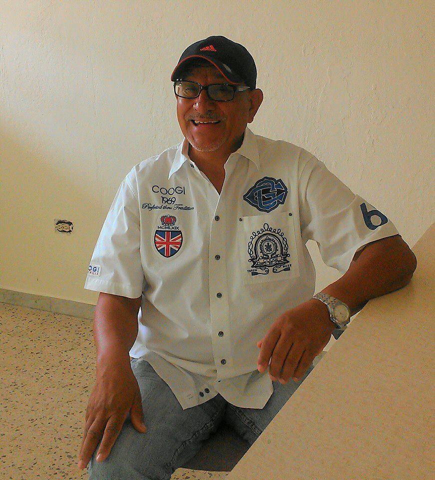 Ricardo «Richie» Romano es reconocido por su trayectoria en el quehacer futbolístico puertorriqueño