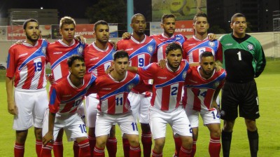 Seleccion Nacional Copa Caribe 2014