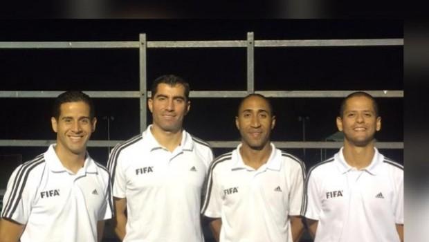 arbitros internacionales PUR