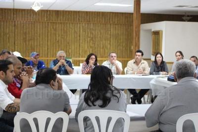 La Asamblea de la PRSL se realizó anoche donde se anunció el reingreso del Bayamón FC a la PRSL. Foto por Kelimar Santiago
