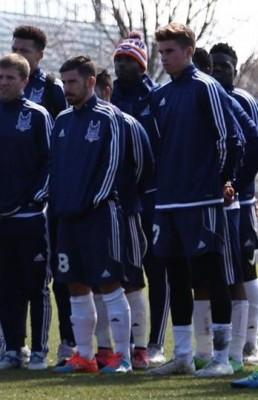 Juany Coca y Alex Oikkonen. Distribuida en Twitter por Futbol PR_