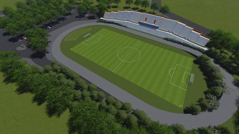 De velódromo a fútbol el nuevo estadio de Coamo