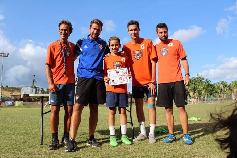 Regresa Spain Soccer Elite Training Camp