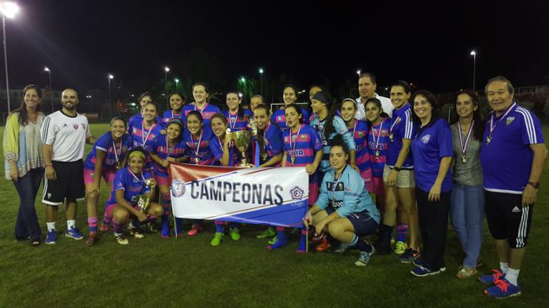 Gana Bayamón FC el campeonato del Torneo Superior Femenino 2016
