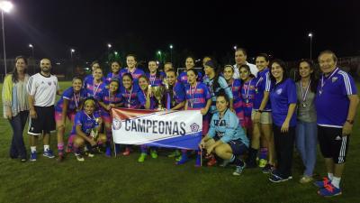 Bayamón FC Superior femenino