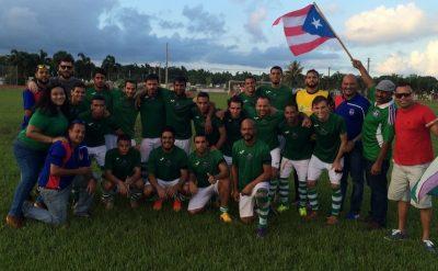 Yabuco FC. Suministrada