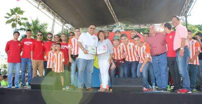 Caguas Sporting. Suministrada