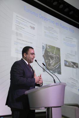 José R. Izquierdo, Director de la Compañía de Turismo de Puerto Rico. Suministrada