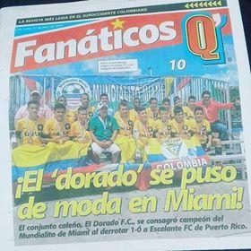 Prensa colombiana resaltó el resultado del partido de la final. Suministrada