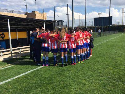 Selección Nacional de Fútbol femenino de Puerto Rico. Suminsitrada