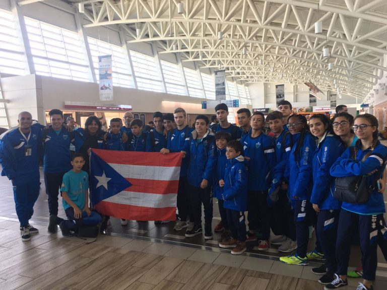 Metropolitan lleva jugadores a probarse a España