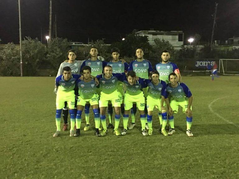 Continúa su ruta goleadora el Bayamón FC en el Preparatorio