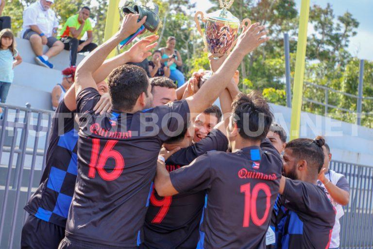 Quintana se corona campeón de la Copa Excelencia Joe Serralta IV tras retiro de Las Piedras