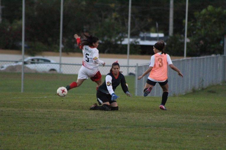 Triunfan Bayamón FC y SPADI FC en la primera división femenina de la Liga Puerto Rico