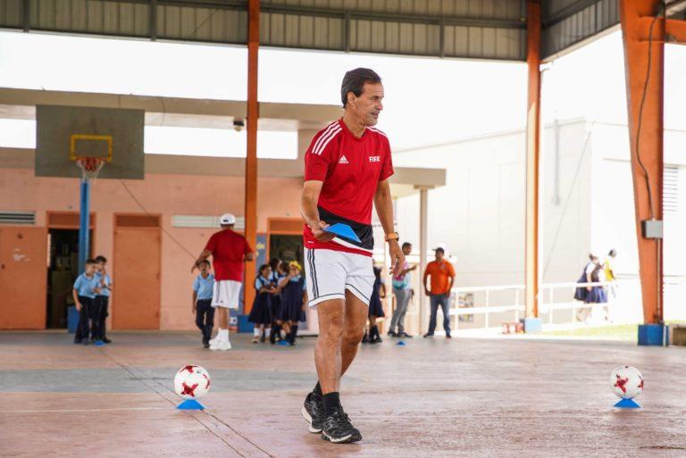 FFFS: a todo vapor para aumentar el nivel del fútbol en Puerto Rico