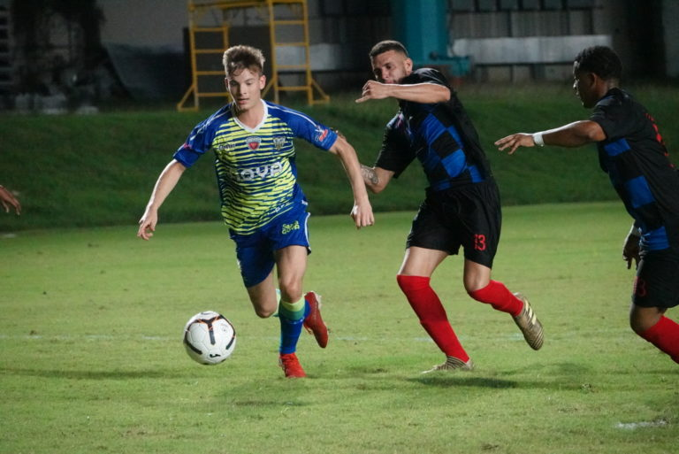 Bayamón FC vence 10-2 a Quintana en la Liga Puerto Rico