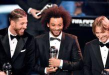 Foto extraída de FIFA en los premios The Best 2019