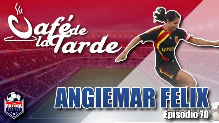 #ElCafedelaTarde T2 Ep. 70: Angiemar Felix