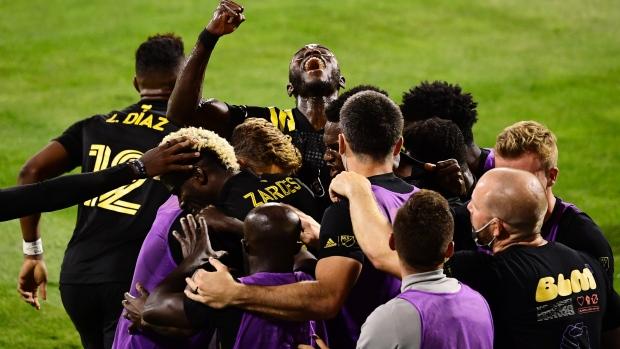 Columbus Crew se posicionó como el campeón de la Conferencia Este en la Major League Soccer