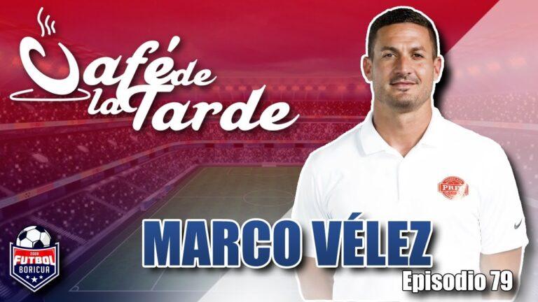 #ElCafedelaTarde T3 Ep. 080:  El Pipa Higuaín y Marco Vélez