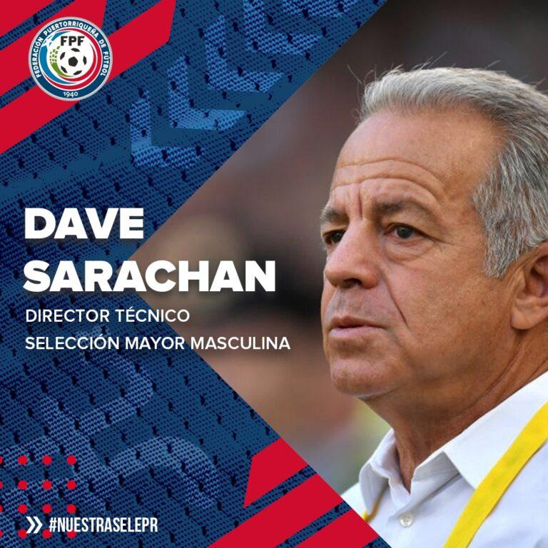 Dave Sarachan debe quedarse