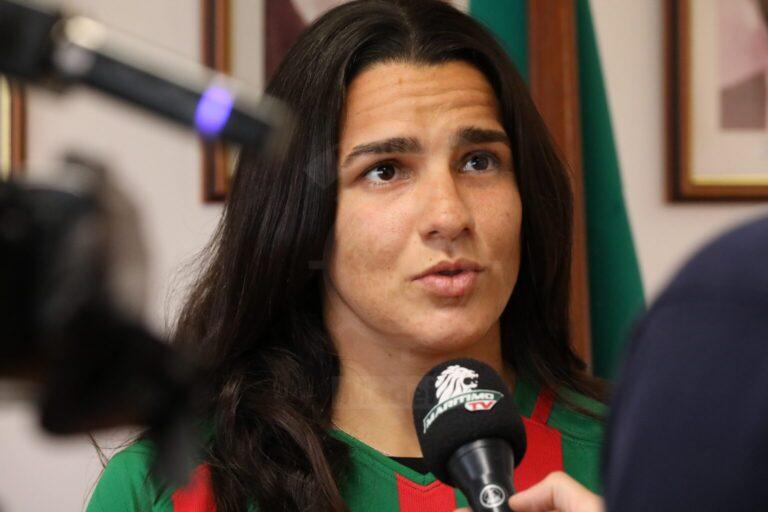 El Marítimo anuncia la renovación de Karina Socarrás