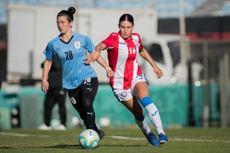 El Huracán Azul Femenino cae derrotado ante Uruguay